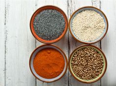 crush a tablespoon of cumin seeds is great for an upset tummy