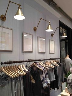 club monaco store interior - Google Search
