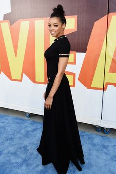 Pin for Later: Stars Stun on the MTV Movie Awards Red Carpet Tinashe