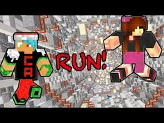 Minecraft / TNT Run / Minigames / Dollastic Plays - YouTube