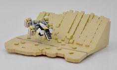 18 Micro Sci-Fi Movie Dioramas Recreated In Lego