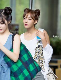 Tiffany and Yuri.