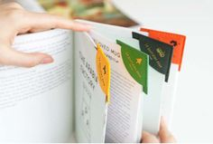CRIZMO   25 Super Cool and Creative Bookmarks To aid Reading Your Favorite Book   http://www.crizmo.com