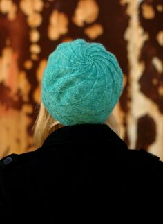 Woolly Wormhead - Ripping Yarns: a knit, travel & Hat blog - Out of theDarkness