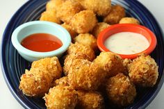homemade tator tots- i baked them at 375* for 15 minutes
