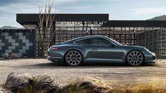 Nouveaute Porsche : 911 Carrera 4, 4S et Targa 4, 4S