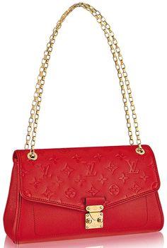 Louis Vuitton Monogram Empreinte St Germain Bag