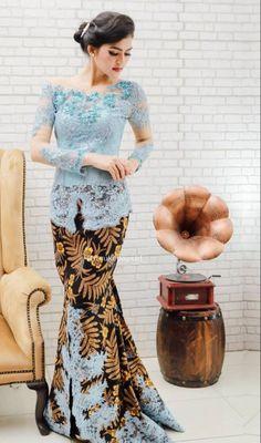 Model Kebaya, Kebaya Dress, Lace Skirt, Gowns, Skirts, Dresses, Fashion, Vestidos, Vestidos