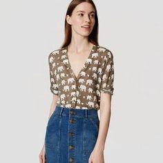 I just added this to my closet on Poshmark: LOFT cardigan. Price: $20 Size: XSP