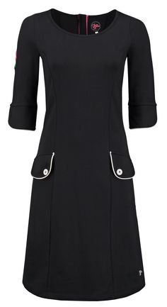 Dress Lynn black -Tante Betsy.com
