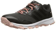 adidas Performance Womens Duramo 7 Trail W Running Shoe Utility Black F16BlackVapor Pink F16 75 M US -- Learn more by visiting the image link.