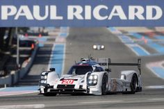 #WEC Mark Webber second fastest in Paul Ricard test, just a tenth behind his Porsche teammate