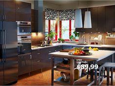 7 Ikea Kitchen Island Ideas