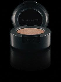 MAC Patina eyeshadow...used it for as long as I can remember