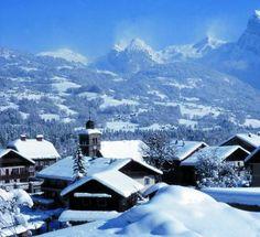 Morillion Grand Massif: Rhone-Alpes, France