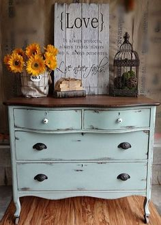 50 Amazing Vintage Farmhouse Decor_25