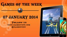 Blog: Check out your Best iOS Games Of the Week 7th January 2014! → (http://igamesview.com/news-blogs/1065/Best-iOS-Games-Of-the-Week-7th-January-2014) #iphonegames #gamesoftheweek #gameplay #gameplayvideo
