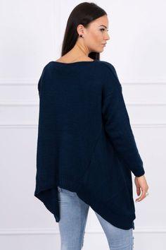 Pulover dama bleumarin - 79 Lei -    Compozitie:  70% akryl ,  30% Wana -   Comanda acum!  #divashopromania #divashop #hainefemei #pulovere  #fashion #fashionista #fashionable #fashionaddict #styleoftheday #styleblogger #stylish #style #instafashion #lifestyle #loveit #summer #americanstyle #ootd #ootdmagazine #outfit #trendy #trends #womensfashion #streetstyle #streetwear #streetfashion #shopping #outfitoftheday #outfitinspiration #ootdshare #trendalert #boutique #haine Blogger Style, Fashion Addict, Outfit Of The Day, Diva, Street Wear, Bell Sleeve Top, Street Style, Boutique, Stylish