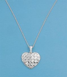 Silver CZ Necklace for Women. @$17.81 #WomenNecklace #jewellery