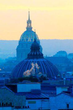 Paris. December 2009. By NikitaDB.