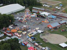 Houlton Maine Agricultrual Fair