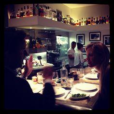 Barrafina London. Spanish tapas bar