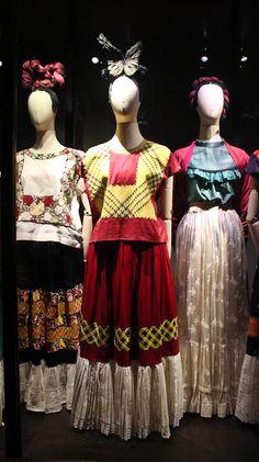 vestidos frida kahlo - Buscar con Google