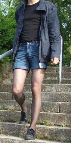 Guys In Pantyhose Pics Stockings Photo 47