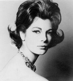 Baroness Fiona Thyssen-Bornemisza by Henry Clarke, 1962