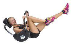 Tunturi Power Roller - Material para entrenamiento de tronco y abdominales