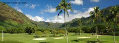 Makaha Resort Golf Club à Hawaï - Gendron Golf
