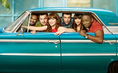 at 9 p. on Fox Stars: Zooey Deschanel, Jake Johnson, Max Greenfield What to expect: The gang has spent the summer… Jake Johnson, The Mindy Project, Tv Land, Zooey Deschanel, Drinking Games, The Simpsons, New Girl, Snuggles, Movies And Tv Shows