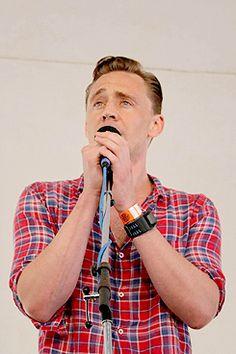 Tom at the Wheatland Music Festival - Tom Hiddleston Photo (37594261) - Fanpop