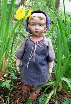Finnish Martta doll.  I love it because my mother's name was Martta.