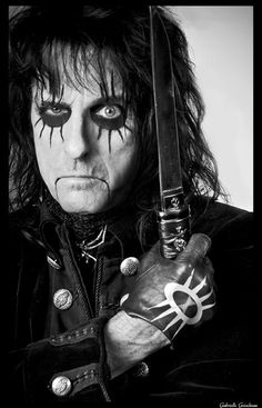 Your application sadly was denied, but lets be clear, we love you here, you're on the other side. - Alice Cooper