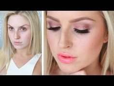 ♡ Pretty In Pink - Naked 3 Palette Eye tutorial starts at Naked 3 + Violet Voss Copperella Glitter Free Makeup, Makeup Tips, Beauty Makeup, Hair Makeup, Makeup Tutorials, Makeup Inspiration, Makeup Inspo, How To Match Foundation, Lip Swatches