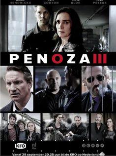 Watching Penoza III (Dutch) fucking best series ever.