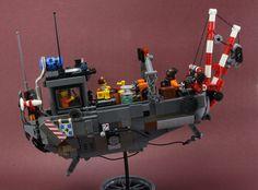 Mestiço - Ian Mcque inspired Airship - 2 | by Felipe Descomplicado