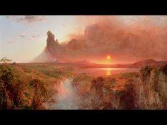 Frederic Edwin Church,_American Lanscape Painter, 1826 - 1900