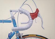 "'Classique', 2014. Oil on canvas, 26""x36"""