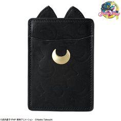 Sailor Moon Luna Leather Collection Accessories: Pass Case
