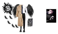 """""""Guess the Character"""" by beckieinwondrland on Polyvore featuring Dr. Martens, Ted Baker, Yves Saint Laurent, Topshop, ASOS, men's fashion and menswear"""