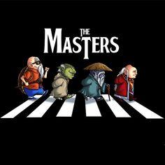 Camiseta 'The Masters' - Catalogo Camiseteria.com | Camisetas Camiseteria.com - Estampa, camiseta exclusiva. Faça a sua moda!