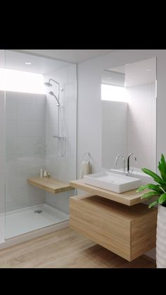 Ada Bathroom, Bathroom Renos, Bathroom Layout, Modern Small Bathrooms, Dream Bathrooms, Modern Bathroom, Bathroom Design Luxury, Bathroom Inspiration, Ideas