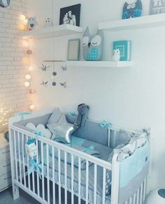 ✩ Check out this list of creative present ideas for beard lovers Baby Room Colors, Baby Boy Room Decor, Baby Room Design, Baby Bedroom, Baby Boy Rooms, Baby Boy Nurseries, Baby Cribs, Girl Room, Nursery Room