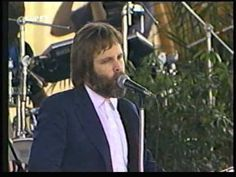 Ringo Starr playing with The Beach Boys July 4th 1984  - Back in the USSR & Good Vibrations with 2 members of Moody Blues