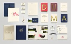 Incredible branding work by Anagrama