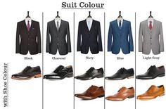 Dein schönster Anzug hat auch den richtigen Schuh dazu verdient. Hier eine kleine Hilfestellung ;-)