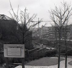 Garner's Hill Park, Lace Market c1985