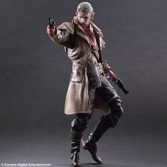 "[Square Enix] Metal Gear Solid V The Phantom Pain ""Ocelot"""